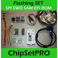 SPI SAM EFI ROM Flash Debug...