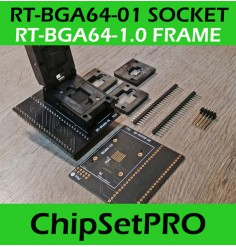 GBA64 RT-BGA64-01 Adapter...