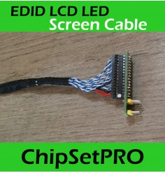 LCD LED screen EDID Cable...