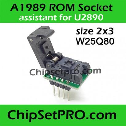 A1989 Rom Socket Assistant...
