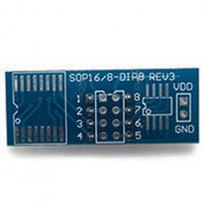 SOP16 DIP8 REV3 Board