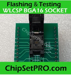 WLCSP BGA16 EFI Debug...