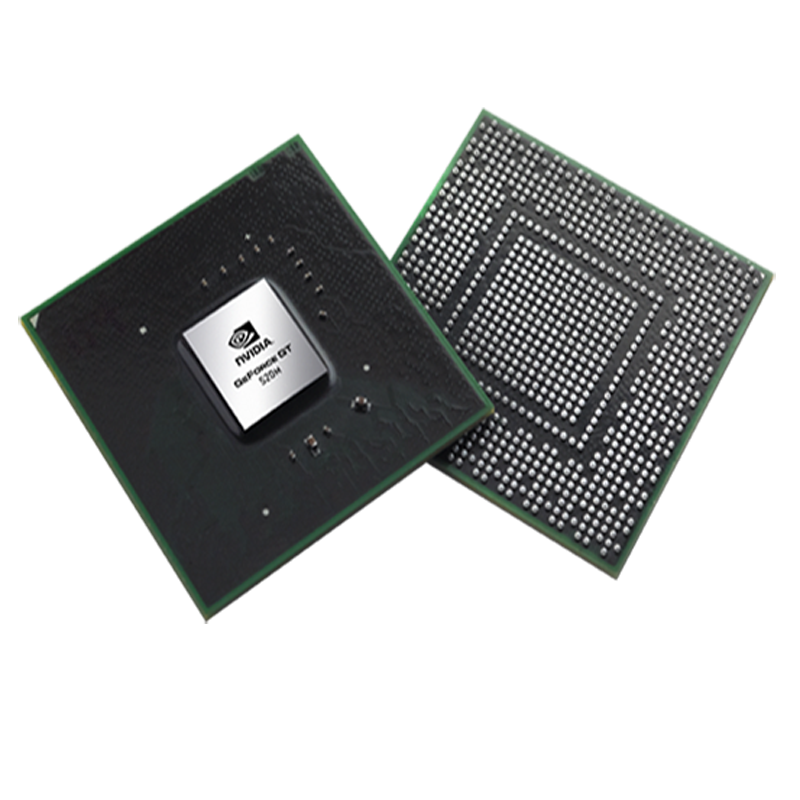 CPU and Graphic Chips